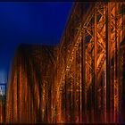 The Cathedral and a Bridge in motion by radonracer
