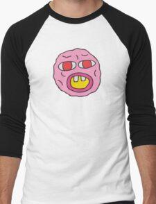 cher bum (non-pattern) Men's Baseball ¾ T-Shirt