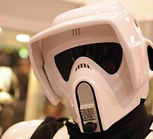 Stormtrooper Scout by LostTambo