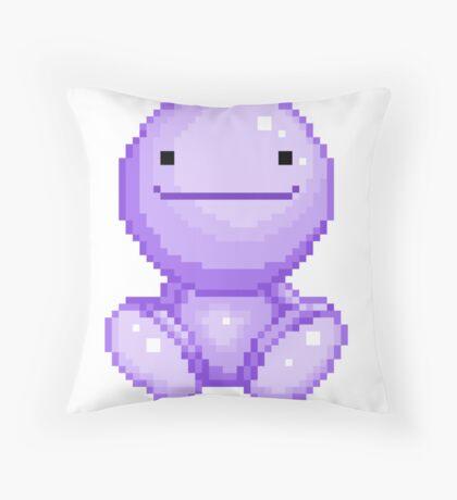 Nohohon by Shou' (Pixel Art) Throw Pillow