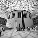 British Museum by Ray Clarke