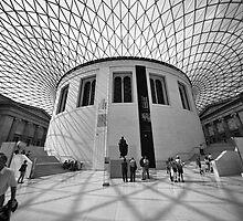 British Museum by Ray Clarke