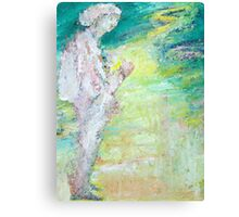 PSYCHEDELIC HITCHHIKER Canvas Print