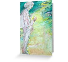 PSYCHEDELIC HITCHHIKER Greeting Card
