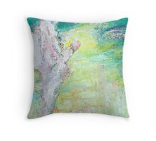 PSYCHEDELIC HITCHHIKER Throw Pillow