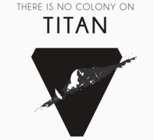 There Is No Colony On Titan (Oblivion, spoiler) by jezkemp