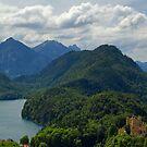 Alpsee, Bavaria by SusanAdey