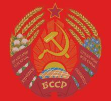 Socialist Byleorussian Emblem by charlieshim