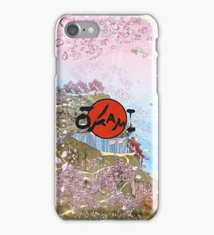 Okami iPhone Case/Skin
