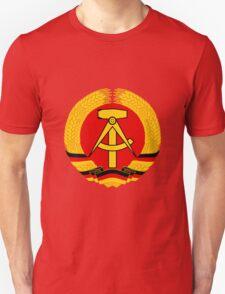 German Democratic Republic Emblem T-Shirt