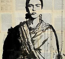 frida by Loui  Jover
