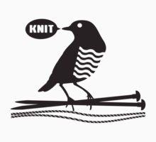 Talking bird knitting needles yarn Kids Clothes
