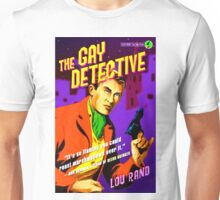 """The Gay Detective"" Unisex T-Shirt"