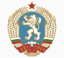 Socialist Bulgaria Emblem Kids Clothes