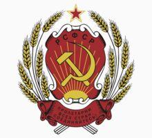 Soviet Russia Emblem Kids Clothes