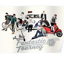 EXO PRINT Poster