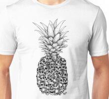 Pineapple tropical death Unisex T-Shirt