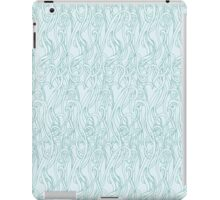 Pattern with waves  iPad Case/Skin