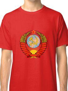 USSR Emblem Classic T-Shirt