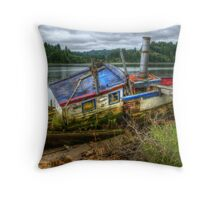 Are We Ready To Ship-out? Throw Pillow