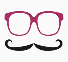 Mustache & Glasses by GregWR