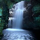 Smoo Cave, Durness. by Sue Fallon Photography
