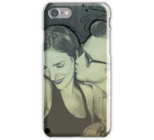 Vintage Couple iPhone Case/Skin