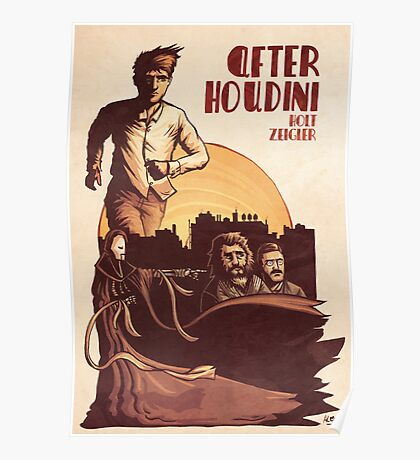 After Houdini Poster