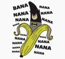 Batman Banana by Look Human