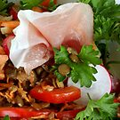 Lentil  Salad With Country Bacon by SmoothBreeze7