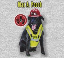 Max A. Pooch-Canine Community Reporter-Environmental One Piece - Long Sleeve