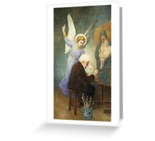In Memory of Bouguereau Greeting Card