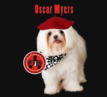 Oscar Myers, Canine Community Reporter-Travel Unisex T-Shirt