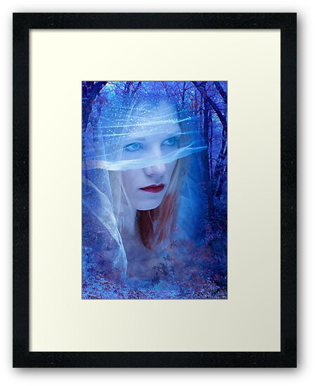 Blue Bride by DonDavisUK