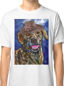 A Canine Community Reporter Fine Art Creation Classic T-Shirt