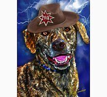 A Canine Community Reporter Fine Art Creation Unisex T-Shirt