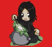 Snape cute Harry Potter by VirtualMan