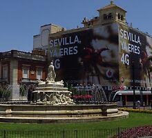 Puerta de Jerez, Sevilla, Andalusia by wiggyofipswich