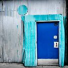 Split Color Door #1 by jjbentley