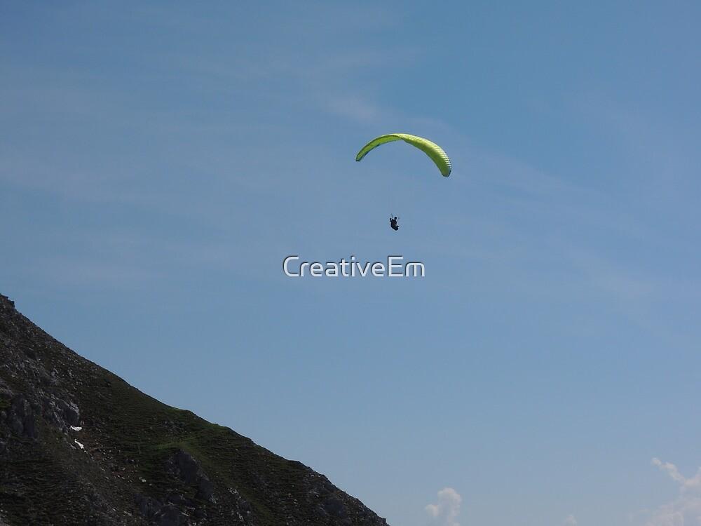 Leap of Faith by CreativeEm