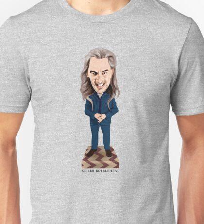 Killer Bobblehead Unisex T-Shirt