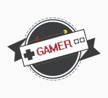 Certified Gamer by Rascalville
