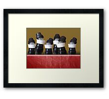 Syndics of the Drapers' Guild Framed Print