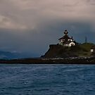 Eldred Rock Lighthouse by Yukondick
