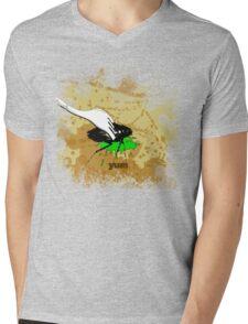 Yum Mens V-Neck T-Shirt
