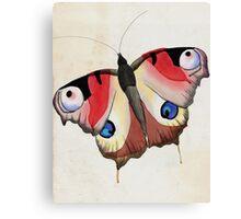 Buttafly! Canvas Print