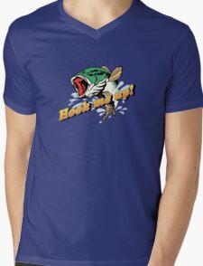 Hook Me Up! Mens V-Neck T-Shirt