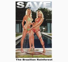 Danni's Brazilian Rainforest  by DeliciousDanni