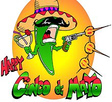 Happy Cinco de Mayo by Skree