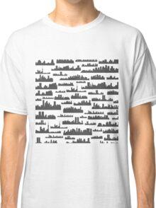 Landscape a background Classic T-Shirt